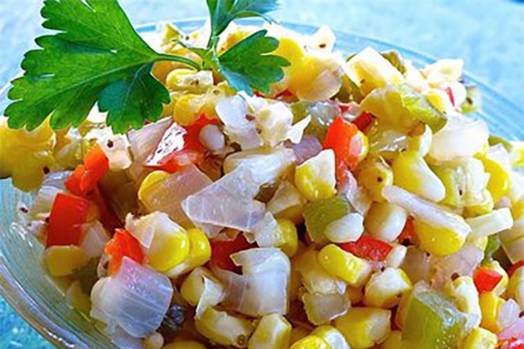 Old-fashioned Corn Relish