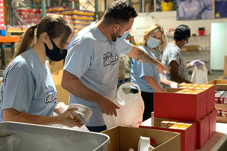 Alliance Gives Back to Meals on Wheels PLUS